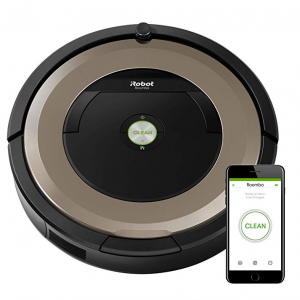 iRobot Roomba 891 Robot Vacuum- Wi-Fi Connected, Works with Alexa, Ideal @Amazon