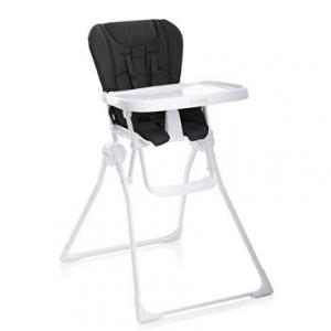 JOOVY Nook 儿童高脚餐椅,黑色 @ Amazon