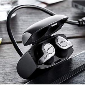 Jabra Elite 65t Wireless Earbuds @ Amazon