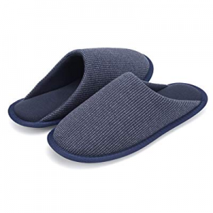 NineCiFun Mens Cool House Slipper Shoes Bedroom Scuff Slippers now 50.0% off