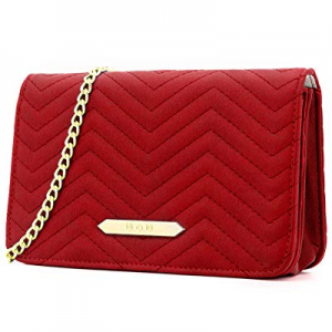 40.0% off Women Fashion Leather Crossbody Bag - U+U Shoulder Bag Quilted Purse Handbag with Metal ..