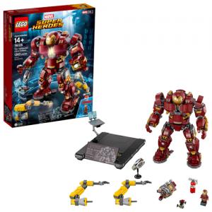 樂高Lego 超級英雄漫威複仇者聯盟3反浩克裝甲 奧創紀元版 76105  (1363 塊積木) @Walmart
