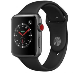 Apple Watch Series 3 GPS + Cellular 42mm Sport Band Aluminum Case for $259 @Walmart