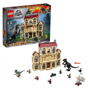 LEGO Jurassic World Indoraptor Rampage at Lockwood Estate 75930 Building Kit (1019 Pieces)
