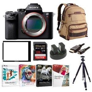 Sony APS-C, Full Frame Mirrorless Camera Bundle On Sale @ Focus Camera