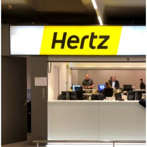 Hertz Discounts - Get A $50 Hotel Gift Card