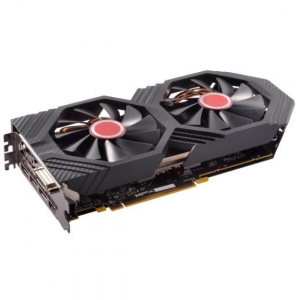 XFX Radeon RX 580 GTS Black Edition 8GB 显卡 @ Amazon