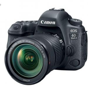 Adorama - 佳能 Canon EOS 6D 全幅单反相机 + 双镜头 + 配件,现$1699