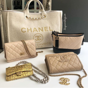 Chanel Sale @ What Goes Around Comes Around