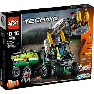 LEGO Technic 科技係列:多功能林業機械 (42080) @ IWOOT