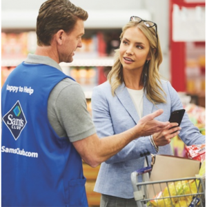 65% off One-Year Sam's Club Membership with an eGift Card and More @LivingSocial