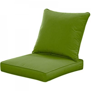 One Day Only!QILLOWAY Outdoor/Indoor Deep Seat Cushions for Patio Furniture now 15.0% off , Lawn C..