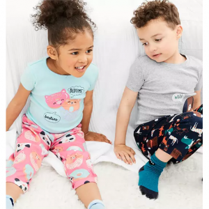 折扣升級:Carter's官網 夏季童裝三日閃購,睡衣也參加