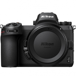 Nikon Z 6 Mirrorless Digital Camera (Body Only) for $1696.95 @B&H Photo Video