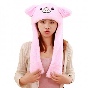 yqtyqs Animal Hat Party Cap Gift Halloween Christmas Easter now 50.0% off