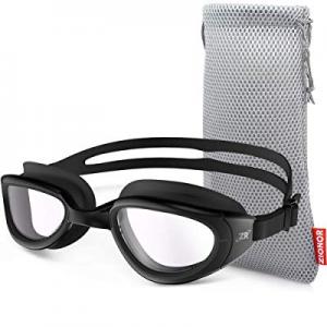 Zionor Swimming Goggles now 50.0% off , G1 Polarized Swim Goggles UV Protection Watertight Anti-Fo..