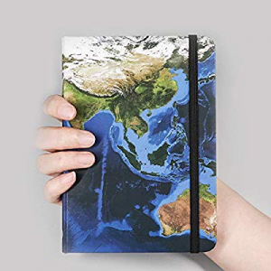 One Day Only!AstroReality Earth AR Notebook | Embossed Hardcover Writing Journal now 15.0% off , T..