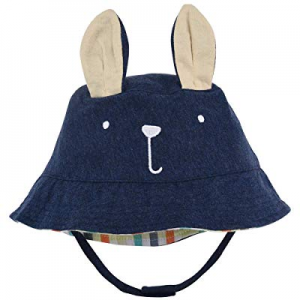 Baby Animal Sun Hat - Toddler Kids Boys Breathable Cartoon Summer Sun Protection Bucket Hat now 50..