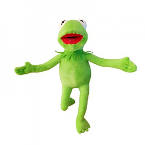 illuOKey Kermit The Frog Plush Doll, The Muppets Movie Soft Stuffed Plush Toy, 16 inches now 50.0%..