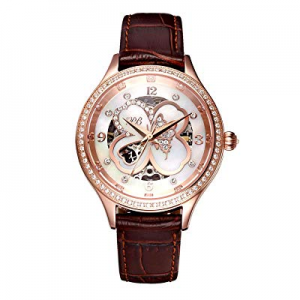 ♥ Gift for Her ♥ Crystal Watches for Women now 40.0% off , Womens Watches Diamonds, Crystal Accent..