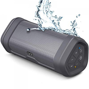 NYNE Boost Portable Bluetooth Speakers with Premium Stereo Sound - IP67 Water & Dust Proof now 5.0..