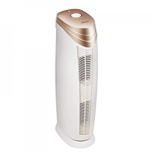 Hunter HT1701 Air Purifier with ViRo-Silver Pre-Filter and HEPA+ Filter now 15.0% off , for Allerg..
