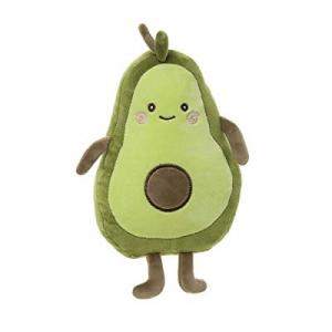 Niuniu Daddy 12 inch Avocado Food Plush Toys Shaped Fruit Series Cute Kawaii Stuffed Soft Pillow n..