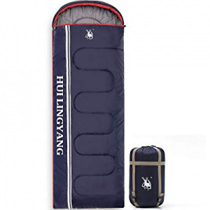 HUI LINGYANG Camping Sleeping Bag -Portable now 55.0% off , Waterproof, Compact & Lightweight-Grea..