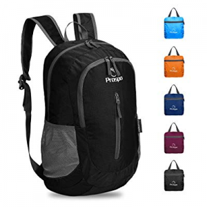 40.0% off Prospo Ultra Lightweight Medium Packable Shoulder Backpack Collapsible Water Resistant H..