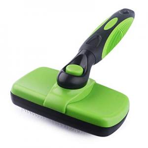 WLWQ Dog Brush & Cat Brush- Slicker Pet Grooming Brush now 60.0% off
