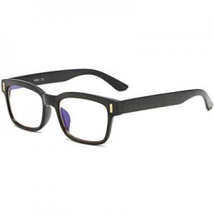 50.0% off SOJOS Blue Light Blocking Glasses Square Eyeglasses Frame Anti Blue Ray Computer Game Gl..