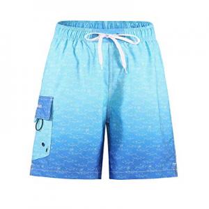 Yaluntalun Men's Swim Trunks Quick Dry Beach Board Shorts Mesh Lining Swimwear Bathing Suits now 4..