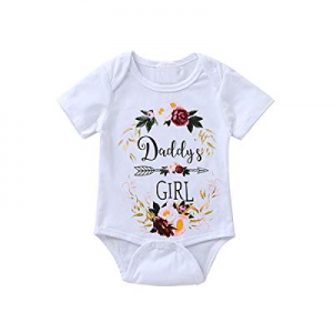SS COLOR FISH Newborn Onesies Baby Girl Clothes Bodysuit Jumpsuit Summer Toddler Girl Romper now 4..