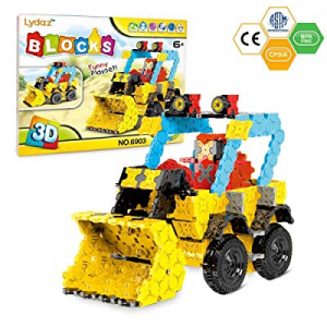 Lydaz Building Toys now 55.0% off , Building Sets Educational Construction Vehicle, Learning STEM ..