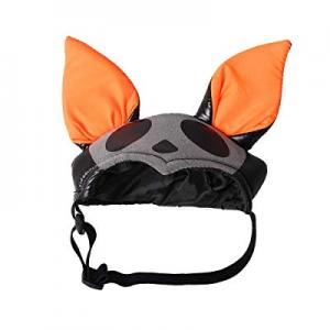 50.0% off Ushero Pet Halloween Hat Costumes Soft Comfortable Pet Apparel Dress up Cap Party Decora..