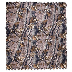 One Day Only!Koei ZAKA Woodland Camo Netting 300D Camping Military Hunting Camouflage Net now 50.0..