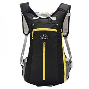 PELLIOT Bike Backpack now 30.0% off , 20L Waterproof Cycling Bicycle Rucksack, Breathable Lightwei..