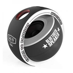 GEE·D B038 Portable Bluetooth Speaker Mini with Subwoofer 3D Stereo Sound Super Speaker now 30.0% ..