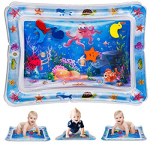 60.0% off Flow.month Inflatable Tummy Time Premium Water Play Mat Infants Toddlers Newborns Toys f..