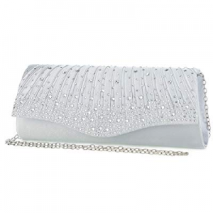 crystal clutch purses for women evening flap wedding handbags prom party clutches bag now 30.0% off