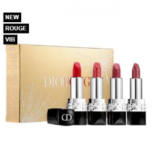 Sephora上新!聖誕唇釉唇膏口紅套裝 收Givenchy, YSL, Armani, Dior等