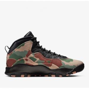 7折,Air Jordan 10 乔丹 AJ10 男士复刻运动鞋 @Nike.com
