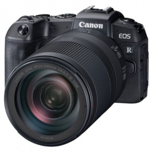 Canon - EOS RP Mirrorless Camera with RF 24-240-mm F4-6.3 IS USM LensIncluded Free @ Best Buy