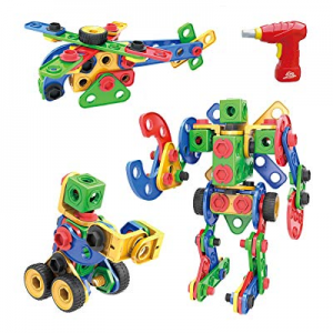 30.0% off MEIGO STEM Learning Toys - Toddlers Educational Construction Engineering Building Blocks..