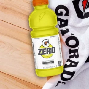 Gatorade 無糖檸檬味運動飲料 20oz 12瓶