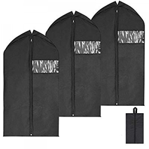 Magicfly Garment Bags for Suits now 20.0% off , 42 Inch Suit Cover Bag for Men Travel, Hanging Cov..