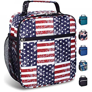 30.0% off Insulated Reusable Lunch Bag for Women Men Kids-Leakproof Durable Cooler Lunch Box with ..