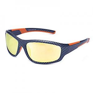 50.0% off EFE Polarized Sports Sunglasses For Men and Women Outdoor Recreation Sunglasses Semi-rim..