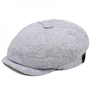 VORON Newsboy hat Men Adjustable Newsboy Cap Cotton Autumn and Winter Driving hat Men's hat now 50..