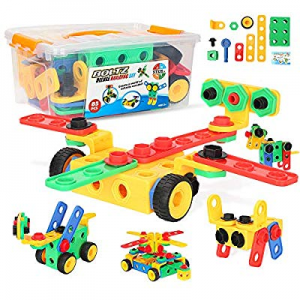 30.0% off Youwo Building Toys STEM Educational Construction Engineering Learning Stacking Blocks T..